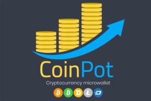 CoinPot Anmeldung