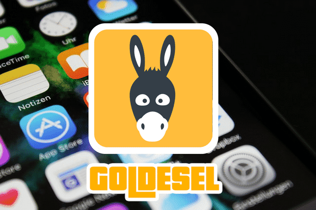 Goldesel App Logo