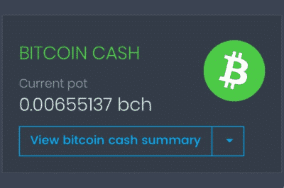30 Tage Moon Bitcoin Cash Erfahrung