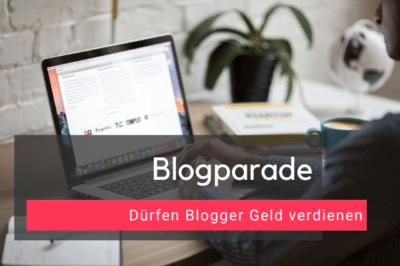 Blogparade - Blog Geld verdienen