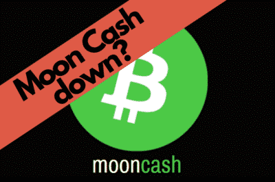 Moon Cash nicht erreichbar