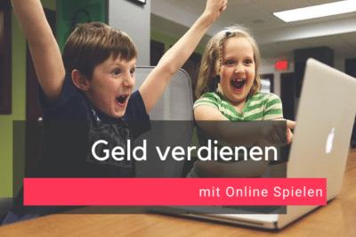 Geld Verdienen Mit Online Spielen
