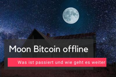 Moon Bitcoin offline